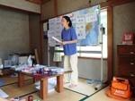 講師の東山浩子さん
