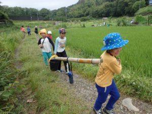 【報告】里山BASE~竹とツルと遊びと仲間~
