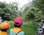 【報告】里山de遊び隊 8/27「竹と水を使って遊んじゃおう!」