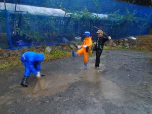 【報告】里山adventure ~雨のち晴れのadventure~