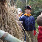 【報告】里山de遊び隊 11/26 「秋の山と味を満喫しよう!」