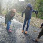 【報告】里山adventure ~冬のスペシャル ときに遊び、ときに助け合い~