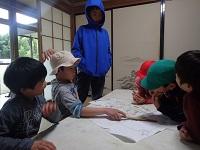 【報告】里山QUEST 4月 ~地図の「?」を探せ!~