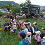 【報告】わんぱく里山 6/10「さあ、田植えだ!米作りの始まり」