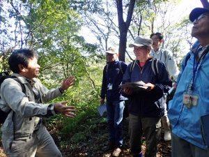 【報告】10/14・21「森を知り、森とかかわる基礎講座」第3~4回