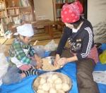 味噌作り・玉