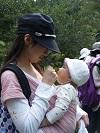 【乳児親子】3/28里山だっこ日和