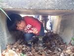 ひみつのトンネル
