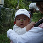 【募集中】(乳児親子)里山だっこ日和10/3および10/28