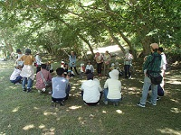 【報告】6/3日曜かやっこ 森のたからもの探し