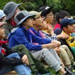 【報告】びく石宝さがし隊 9/16「びく石ひろばでさがし隊!」