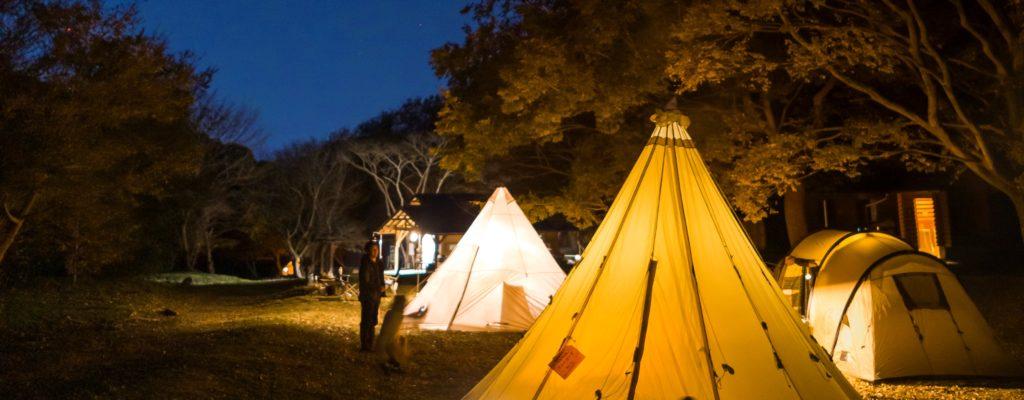12/19-20星空キャンプ@遊木の森