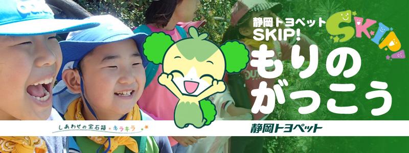 静岡トヨペット SKIP!もりのがっこう 2019
